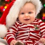 Бебешките подаръци по новогодишните празници