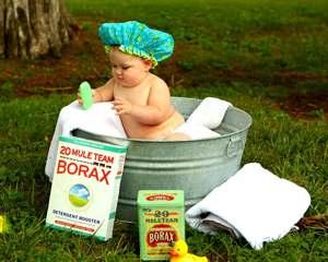 къпане на бебета