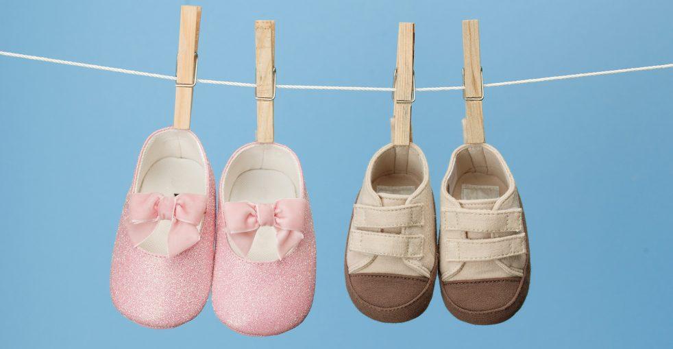 бебешки обувки при прохождане