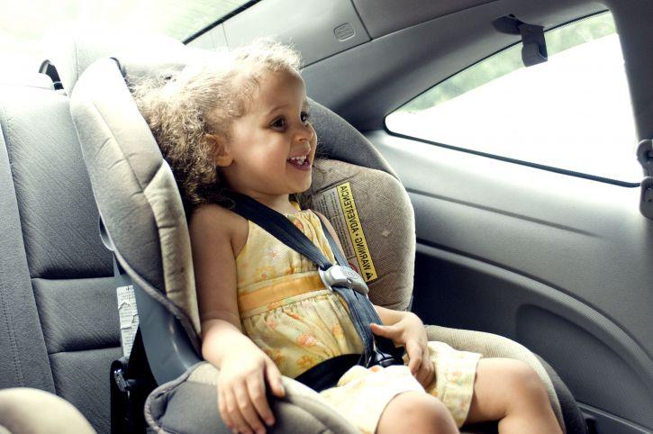детско столче кола