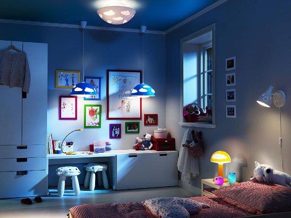 декорация детска стая